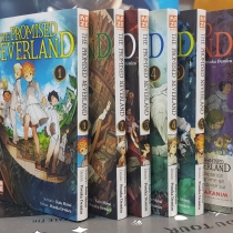Starter-The-Promised-Neverland-6-Tomes