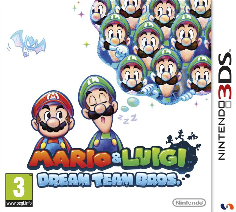 Mario & Luigi : Dream Team Bros.