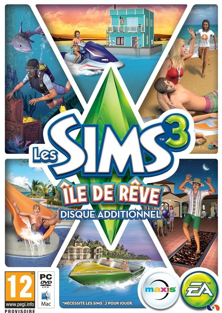 Sims 3 : Ile de Reve