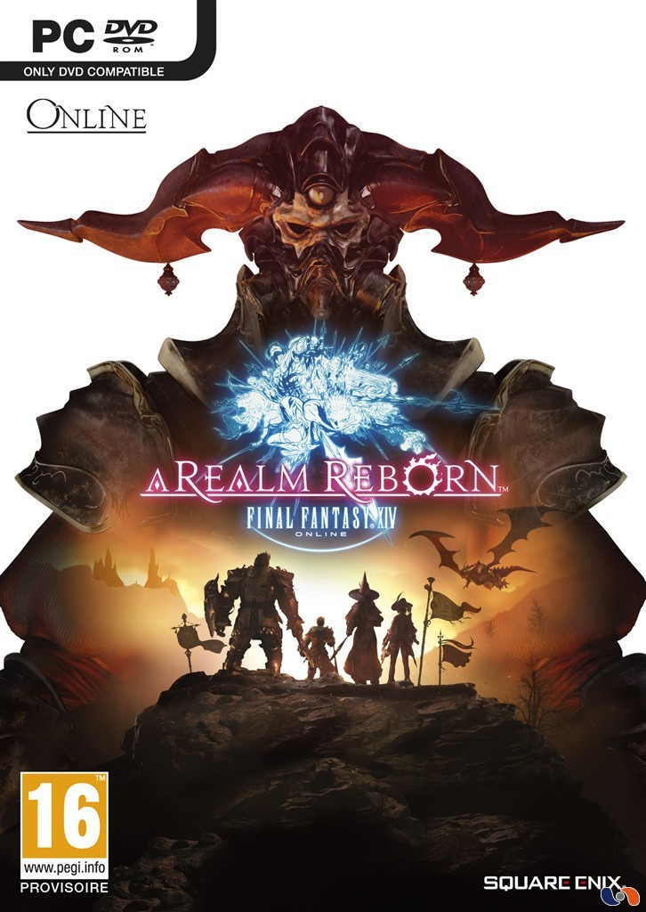 FFXIV Online : A Realm Reborn
