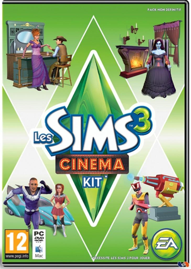 Les Sims 3 Cinéma