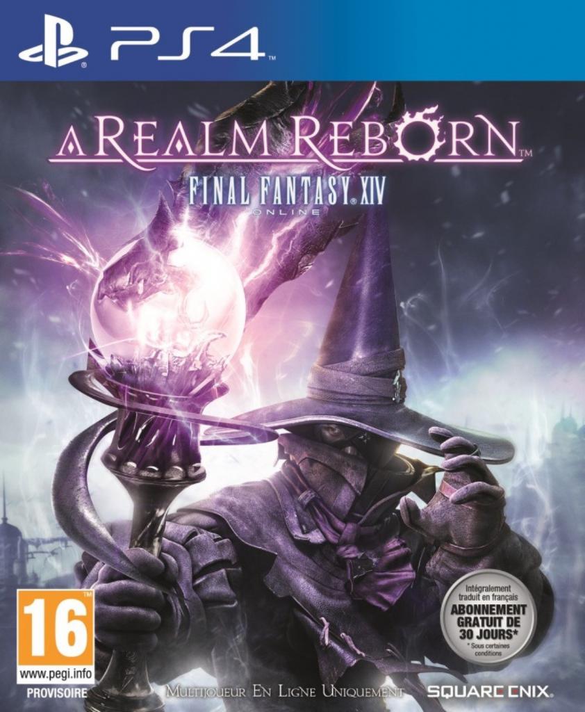 A Realm Reborn FFXIV