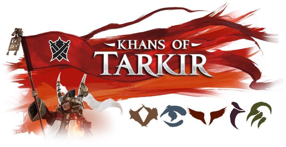 Logo Khans de Tarkir